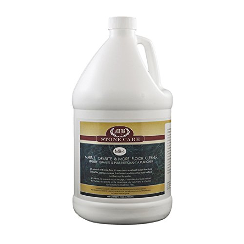MB Stone Care Marble Granite and More Floor Cleaner, 9 Pound