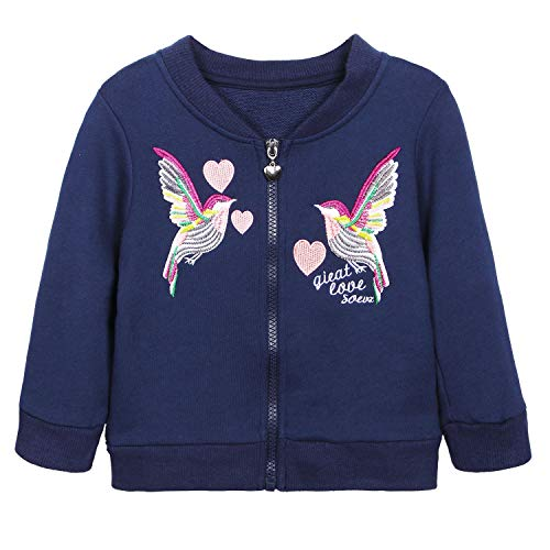 81761732f61d AuroraBaby Toddle Big Girls Hoodies Sweatshirts Adorable Fuzzy Owl ...