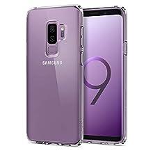 Spigen Ultra Hybrid Designed for Samsung Galaxy S9 Plus Case (2018) - Crystal Clear
