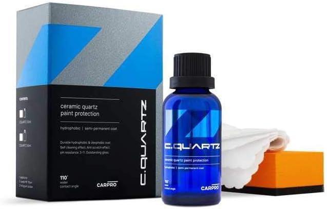 CarPro Cquartz 50 ml Kit