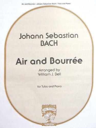(J. S. Bach: Air & Bourree (Tuba & Piano))