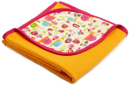 Zutano Baby-girls Infant Garden Snail Blanket