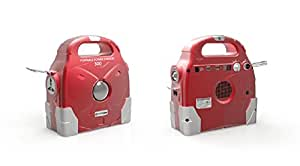 Powercases PPS 500 Red