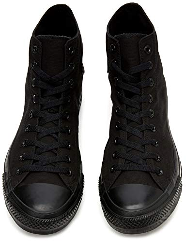 Converse M9160: Chuck Taylor All Star High Top Unisex Black White Sneakers by Converse (Image #8)