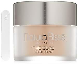 The cure sheer cream color enhanced moisturizer, factor de protección solar 20 50 ml