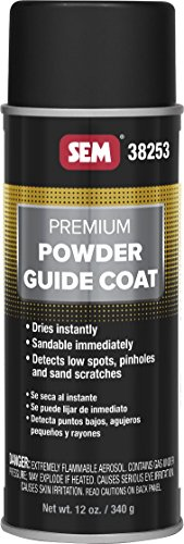 SEM 38253 Premium Powder Guide Coat, 12. Fluid_Ounces