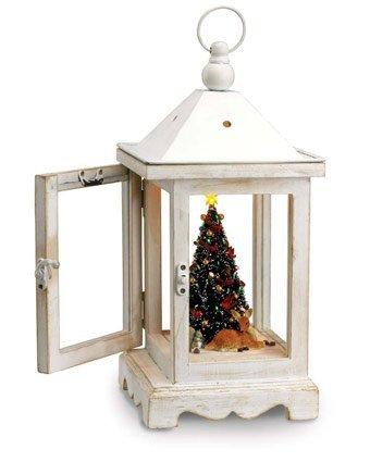 Mr. Christmas Rustic Lanterns - (Christmas Tree Lantern)