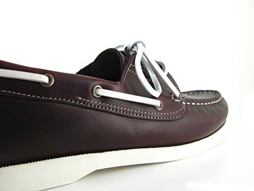 Cardin Bordeaux Bateaux Chaussures Rouge Pc1605bo Pierre 1xO6qZn