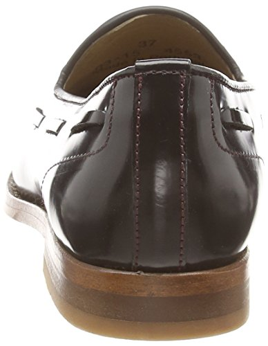 Loafers Black Standford Hi Shine Hudson Women's Black AIYdnq4