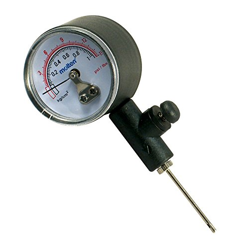 Review Molten PG Pressure Gauge