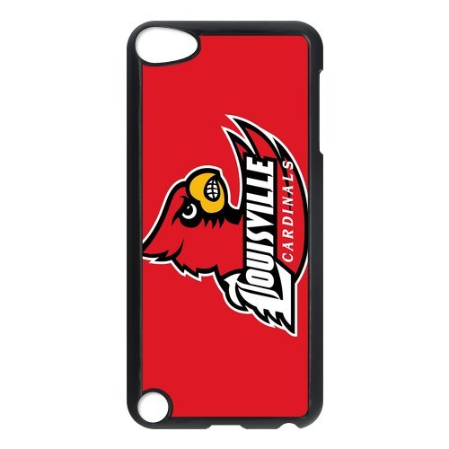 Customize NCAA Basketball Team Louisville Cardinals Back Cover Case for ipod Touch 5 Cyber Monday Store shgfdhsfcsfcccccc