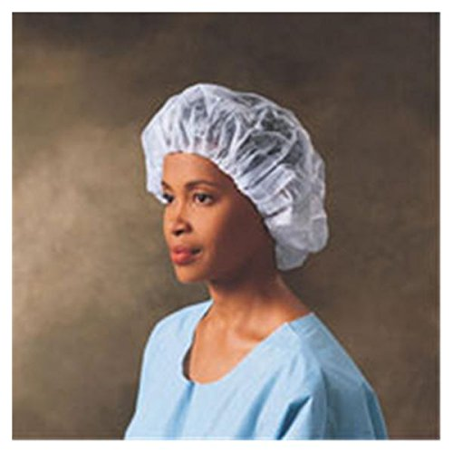 WP000-69088 69088 69088 Bouffant Cap Large Blue Disp 300/Ca Kimberly Clark Healthcare by Kimberly-Clark