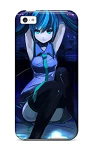 High Quality Shock Absorbing Case For Iphone 5c-vocaloid Anime