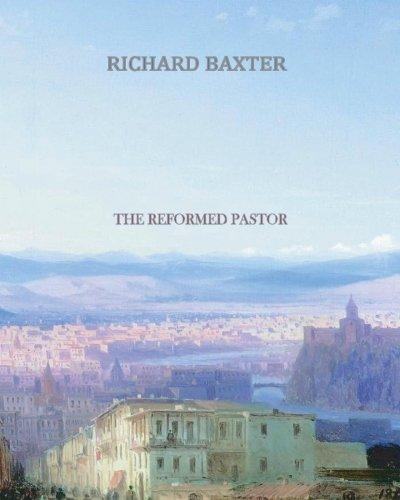 The Reformed Pastor pdf epub