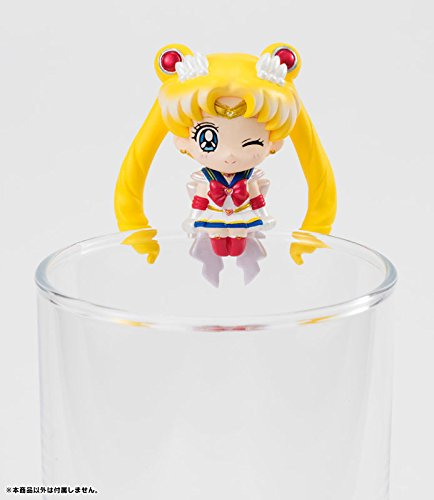 Amazon com: Sailor Moon Tea Cup Decorations Mini PVC Figures