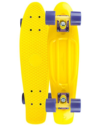 Penny Complete 22 Inch Skateboard Yellow