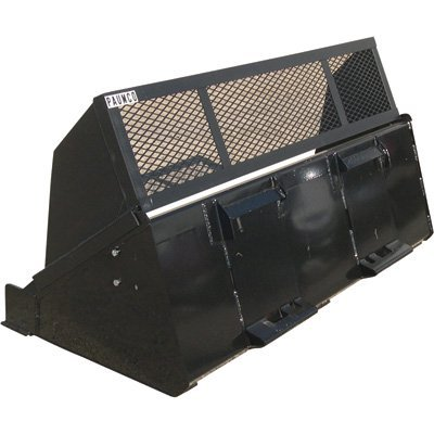 Paumco Extended Bucket Backstop - 96in.L, Adds 36 Cu. Ft. Capacity, Model# 1107-96