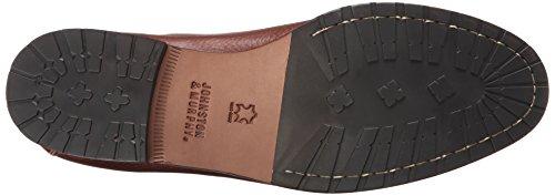 Rendon Mahogany Johnston On Penny Slip amp; Full Brown Men's Loafer Murphy Grain q8fgp