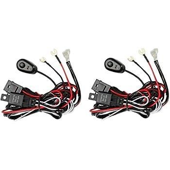 amazon com prime choice auto parts wh840ab2 light bar wiring rh amazon com automotive cable parts Automotive Wiring Harness Connectors