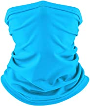 Cooling Neck Gaiter Face Scarf Mask Face Cover Breathable Neck Cover for Cycling Hiking Fishing and Other Outd