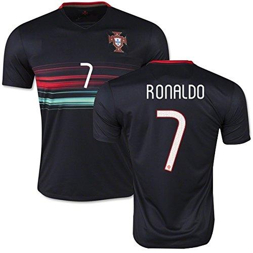 20da9ed1b new iSport Gifts® Portugal Home   Away Ronaldo  7 Kids Soccer Jersey and  Soccer