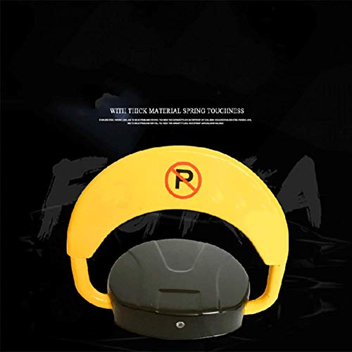 Remote Control Parking Space Saver Lock Car Park Driveway Automatic Barrier Alarmed Smartphone APP Bluetooth Induction by ZQYR Parking# (Image #6)