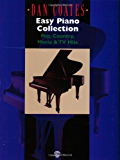 """Dan Coates Easy Piano Collection (Pop, Country, Movie"""""""