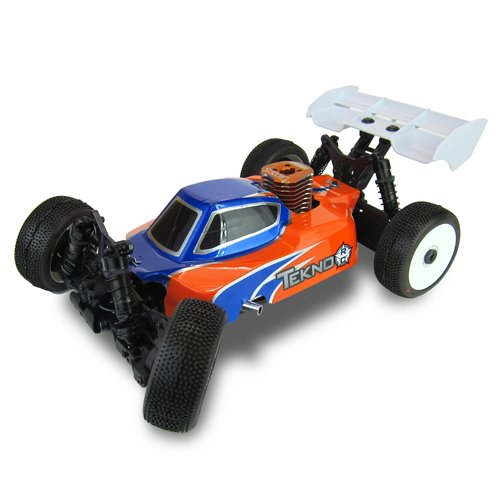 Tekno RC NB48 4WD Nitro Off-Road Competition Buggy Kit (1/8th Scale) Off Road Competition Buggy Engine