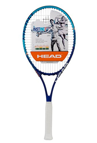 HEAD Ti Instinct Comp Tennis Racquet, 4 1/4-Inch Comp Racquet