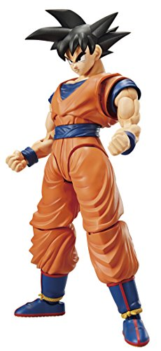 Bandai Hobby Rise Standard Son Goku Dragon Ball Z Model Kit Figure