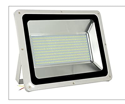 GM Lighting Outdoor RGB LED Flood Lights 10W 20W 50W 100W 150W LED Security Lights Halogen Bulb Equivalent with IP66 Waterproof for Garage, Garden, and Yard