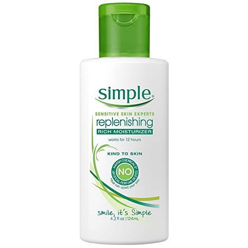 Simple Kind To Skin Replenishing Rich Moisturizer, 4.2oz, Pack of 2 by SIMPLE FACE