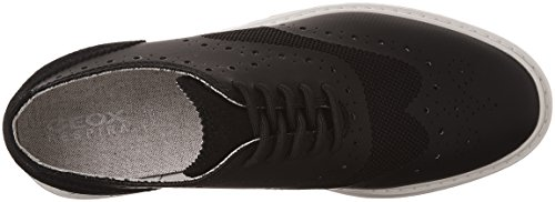 Geox D724BB0BC14 Sneakers Mujer Black