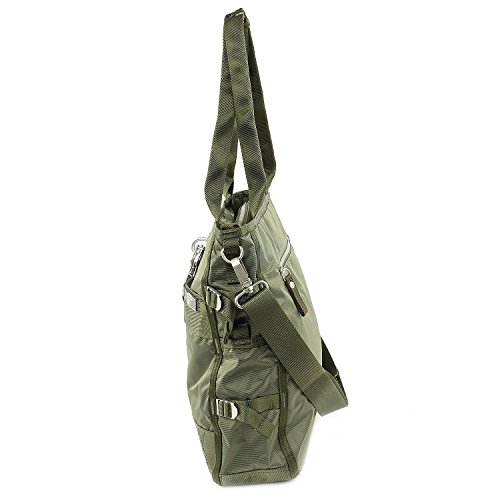 George Gina & Lucy Magic Maki Bolso totes Shopper 34 cm Verde