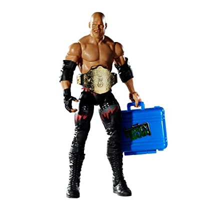 Image of Action Figures & Toy Figurines WWE Collector Elite Kane Figure - Series #10