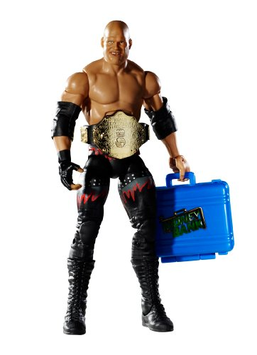 (WWE Collector Elite Kane Figure - Series #10)