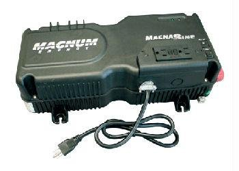 Magnum MMS1012G 1000W Inverter 12v W/50A PFC Charger Gfci