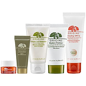 about origins skin care