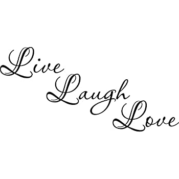 Wall Decal Quote Live Laugh Love Bible Verse Wall Decal Love Quotes  Scripture Wall Decal