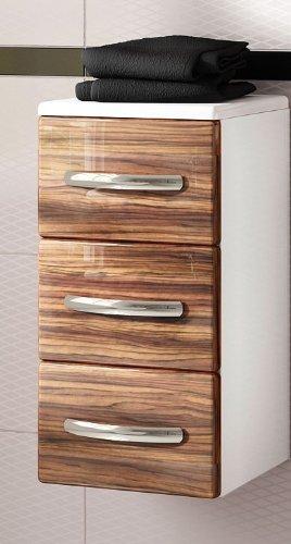 h ngeschrank mit schubladen bestseller shop f r m bel und einrichtungen. Black Bedroom Furniture Sets. Home Design Ideas