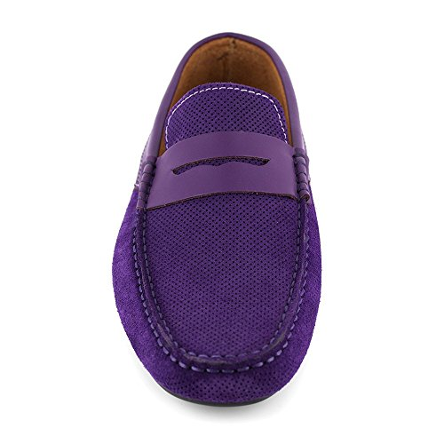 Zapatos Peter Blade BASILEO Violet Hombre 8Oqv5wq4