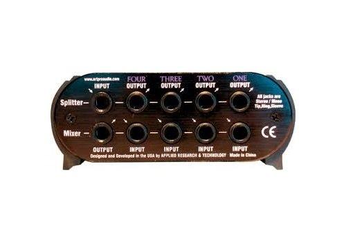 ART SPLITMix4 Four Channel Passive Splitter/Mixer SPLITMIX 4