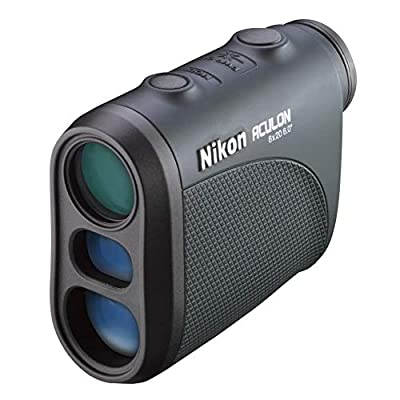 Nikon 6X20 8397 Aculon AL11 6x20 Laser Rangefinder Lens Pen and Extra Battery Bundle from Nikon