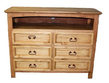 Wonderful 6 Drawer Dresser Tv Stand