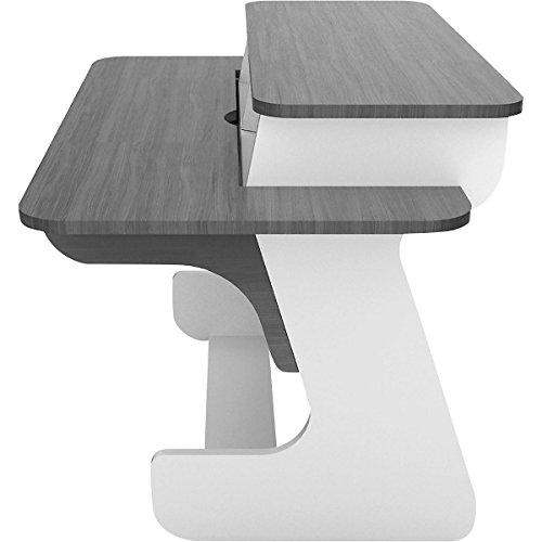 Zaor Miza 61 Studio Desk Titanium/Wenge by Zaor (Image #2)