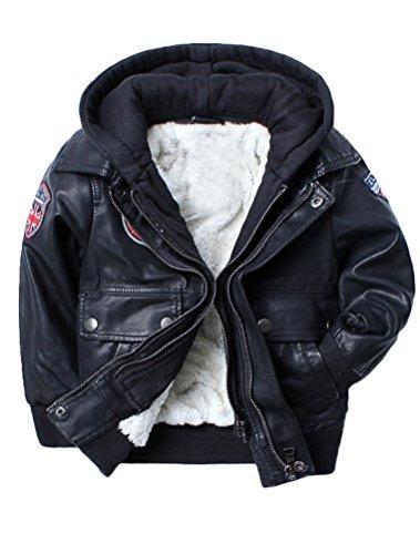 British Biker Jacket - 9