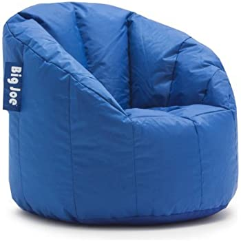 Big Joe Milano Bean Bag Chair Stadium Blue