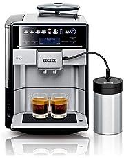 Siemens EQ.6 Plus s700 Volautomatische espressomachine, 1500 watt, Zwart