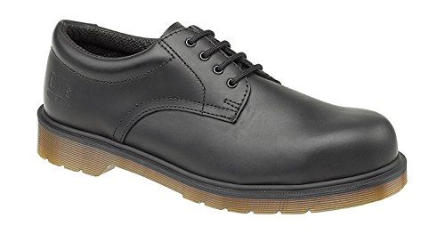 Lace Martens Shoe Black up Fs57 Adult Uk Dr Noir 13 wO4ntUddqx