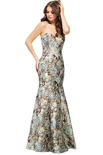 Jovani Evening Fall Ball Gowns Partywear Collection Women's Evening Dress (54603)